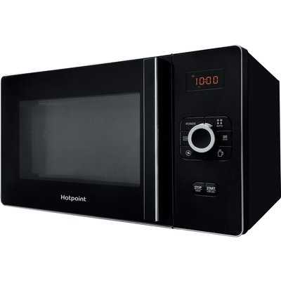 5016108965733 | Hotpoint MWH2524B Freestanding Combination Microwave  Black