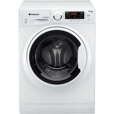 Hotpoint RPD10457J Ultima S Line Freestanding Washing Machine  10kg Load  A    Energy Rating  1400rpm Spin  White - 5016108892367