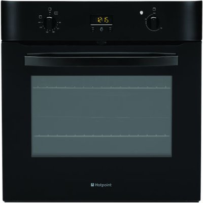 Hotpoint SH33KS 60cm Wide Electric Oven in Black 5016108808016