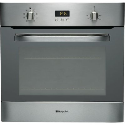 Hotpoint SH83CXS 60cm Wide Built In Electric Single Oven in Stainless Steel - 5016108808122
