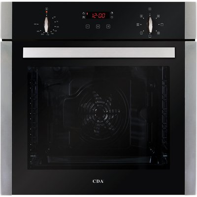 5055833402236 | CDA SK310SS 60cm Multifunctional Electric Oven in Stainless Steel with Free 5Yr Parts 2Yr Labour Guarantee via Registration
