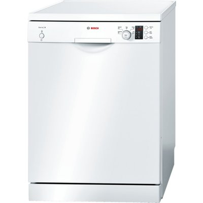 Bosch SMS50C12UK Freestanding ActiveWater Dishwasher 60cm  White - 4242002898995