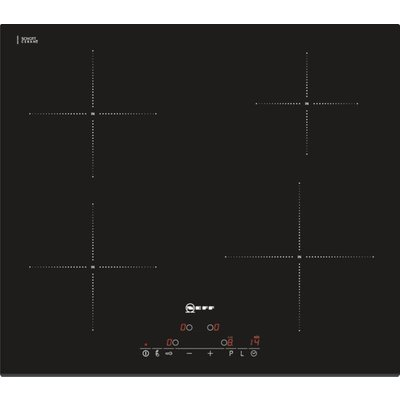 Neff T41D40X2 4 Zone Induction Hob   Black Glass - 4242004167228