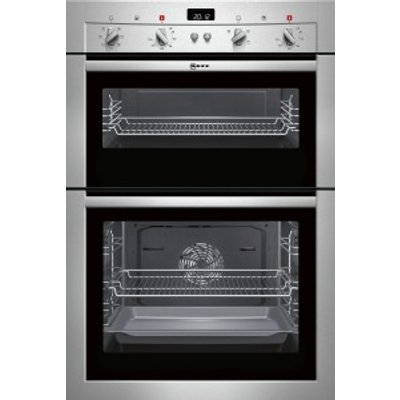 Neff U14M42N3GB Double oven Stainless steel - 4242004156918