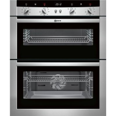 Neff U17M52N3GB Built under double oven Stainless steel - 4242004157847