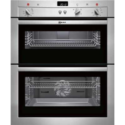 Neff U17S32N3GB Built under double oven Stainless steel - 4242004157052