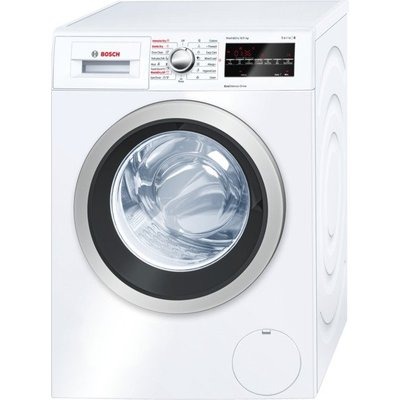 Bosch WVG30461GB Freestanding Washer Dryer  8kg Wash 5kg Dry Load  A Energy Rating  1500rpm Spin  White - 4242002863030