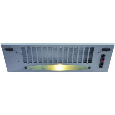 CDA CCA5WH 52cm Canopy Hood in White with With 5Yr Parts Guarantee - 5060143311338
