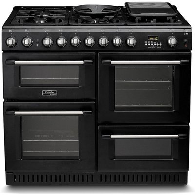 5016108809167 | Hotpoint Cannon CH10456GFS 1000 FSD Dual Fuel Range Cooker Anthracite