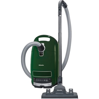 Miele Complete C3 Excellence Ecoline Bagged Cylinder Vacuum Cleaner Racing Green 10155410 - 4002515598559