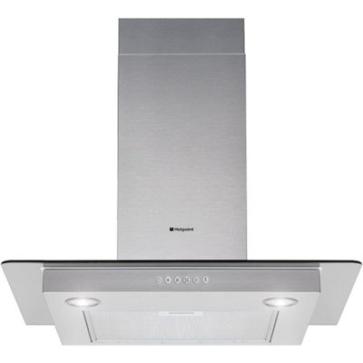 5016108821848 | Hotpoint HDF75SAB 70cm Flat Glass Chimney Hood