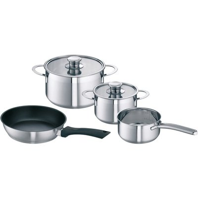 Bosch HEZ390042 Pan Set For Induction Hobs - 4242002747453