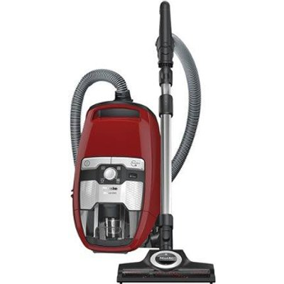 Miele Blizzard CX1 Cat and Dog Powerline SKCF3 Bagless Vacuum in Autumn Red 10661220 - 4002515827246