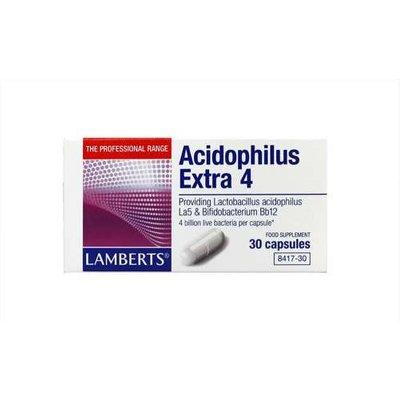Lamberts Acidophilus Extra 4 (30)