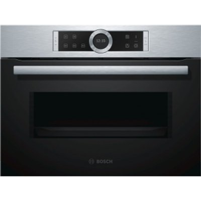 4242002937892 | Bosch CFA634GS1B microwave ovens  in Brushed Steel