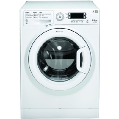 Hotpoint WDUD9640 washer dryers  in White - 5054645016006