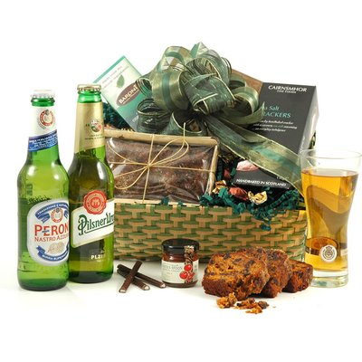Continental Beer Basket