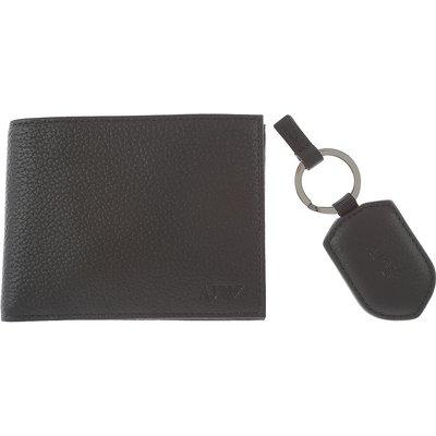 Armani Exchange Schlüsselanhänger  Schlüsselring, Schlüsselkette Günstig im Outlet Sale, Schwarz