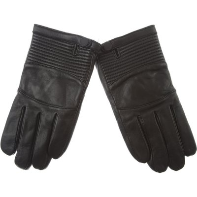 Armani Exchange Handschuhe, Schwarz, Leder | ARMANI EXCHANGE SALE