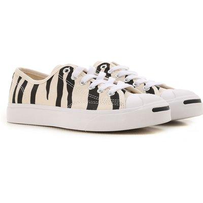 Converse Sneaker  Tennisschuh, Turnschuh, Zebra gestreift