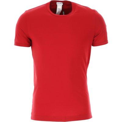 Dolce & Gabbana T-Shirts für Herren, T'Shirts Günstig im Outlet Sale, Bordeauxrot, Baumwolle, 2017, L M
