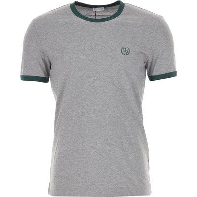 Dolce & Gabbana T-Shirts  T'Shirts, Grau, Baumwolle