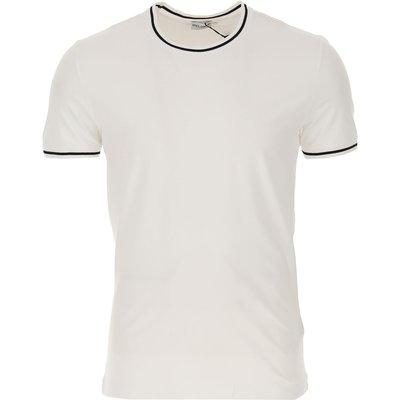 Dolce & Gabbana T-Shirts  T'Shirts, Weiss, Baumwolle