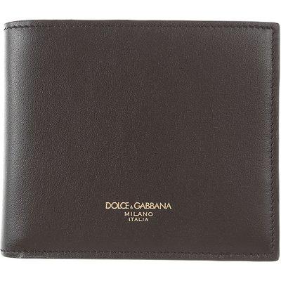 DOLCE & GABBANA Dolce & Gabbana Brieftasche für Damen, Portemonnaie, Geldbörsen, Geldbeutel Günstig im Sale, Schwarz, Leder, 2017