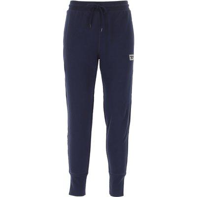 Diesel Herrenbekleidung, Marineblau, Baumwolle