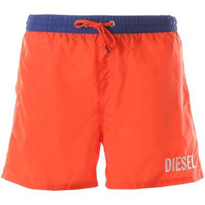 Diesel Schwimmhose  Badeshort, Badehose Günstig im Outlet Sale, Fluo Orange