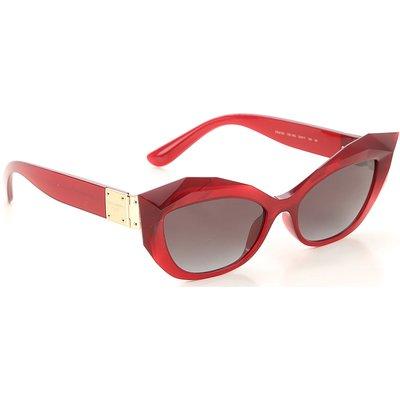 Dolce & Gabbana Sonnenbrillen, Rot, 2017