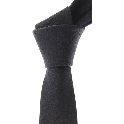 Dolce & Gabbana Krawatten, Schwarz, 2017
