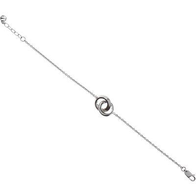 Emporio Armani Armband, Silber, Sterling Silver