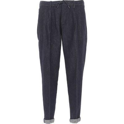 EMPORIO ARMANI Emporio Armani Jeans, Bluejeans, Denim Jeans für Herren Günstig im Sale, Marineblau, Baumwolle, 2017, 45 47 48 49 50