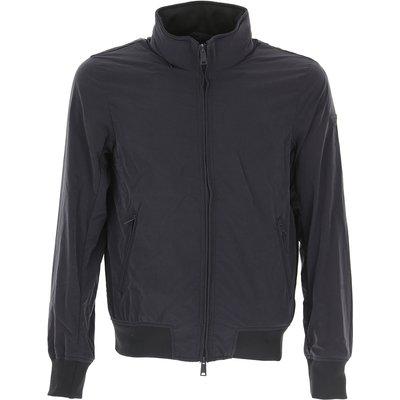 EMPORIO ARMANI Emporio Armani Jacke für Herren Günstig im Sale, Teerfarben, Polyester, 2017, M S