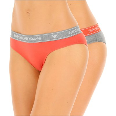 Emporio Armani Lingerie, 2 Pack, Rot