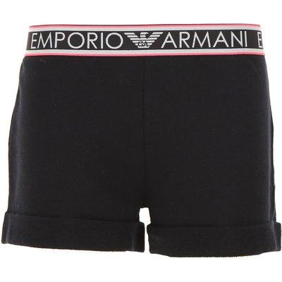 EMPORIO ARMANI Emporio Armani Short für Damen Günstig im Sale, Schwarz, Baumwolle, 2017, 38 40 44 M