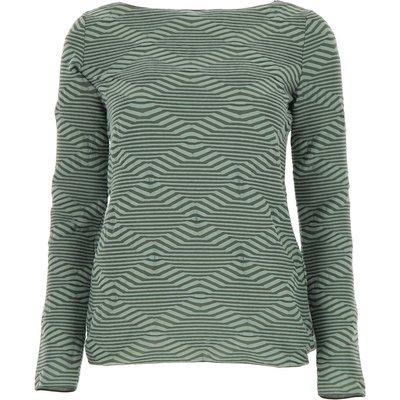 Emporio Armani T-Shirts  T'Shirts, Grün, Baumwolle