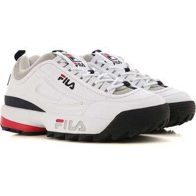 FIla Sneaker  Tennisschuh, Turnschuh, Weiss