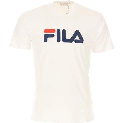 FIla T-Shirts  T'Shirts, Weiss, Baumwolle