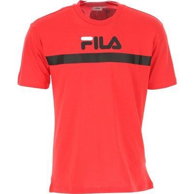 FIla T-Shirts  T'Shirts, Rot, Baumwolle