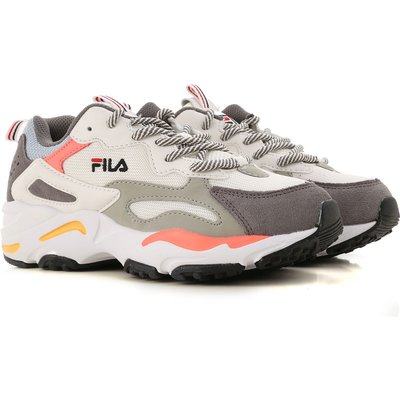 FIla Sneaker  Tennisschuh, Turnschuh, Milchfarben