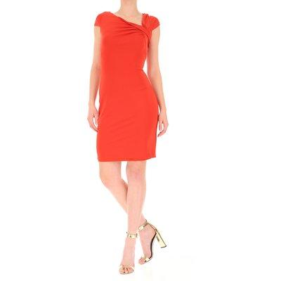 GUESS Guess Kleid für Damen Günstig im Sale, Rot, Polyester, 2017, 38 40 M