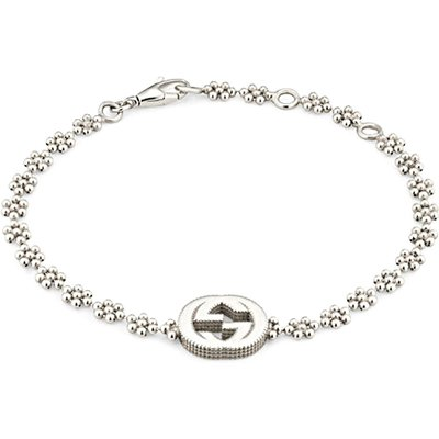 Gucci Armband, Silber, Silber 925