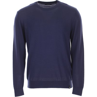 Guess Pullover  Pulli, dunkel Mitternachtblauu, Wolle