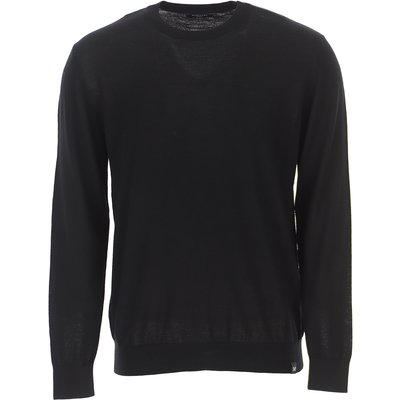 Guess Pullover  Pulli, Schwarz, Wolle
