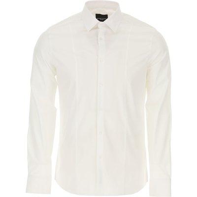 Guess Hemde  Oberhemd, Weiss, Baumwolle