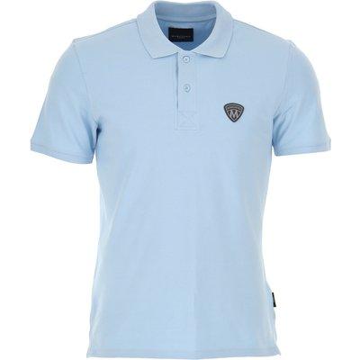 Guess Polohemd  Polo-Hemd, Polo-Shirt, Himmelblau