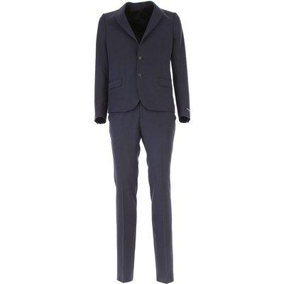 GUESS Guess Anzug für Herren Günstig im Sale, Marineblau, Polyester, 2017, L S XXL