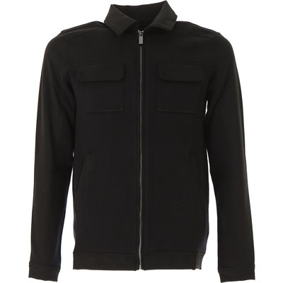 GUESS Guess Pullover für Herren, Pulli Günstig im Sale, Schwarz, Baumwolle, 2017, L M XL XXL